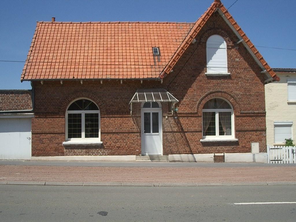 Porte d'entré - Fenêtres DH Confort© - Cambrai - Arras - Douai - Valenciennes - Péronne - Saint-Quentin