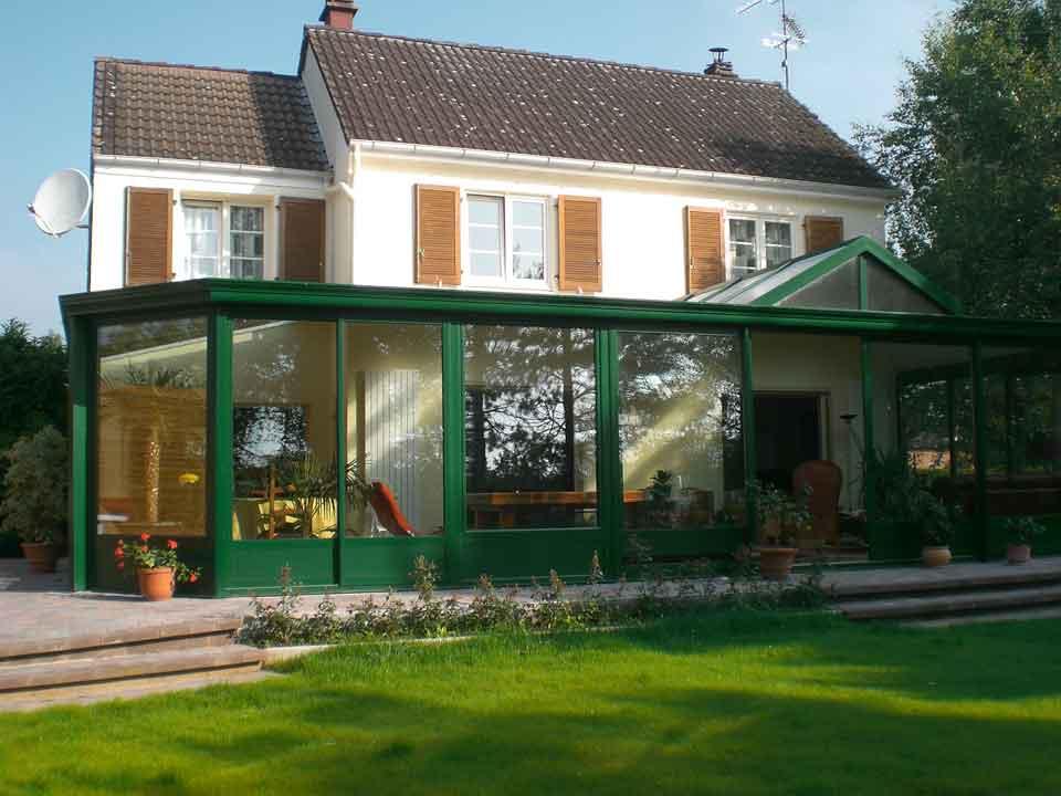 Véranda DH Confort© - Cambrai - Arras - Douai - Valenciennes - Péronne - Saint-Quentin