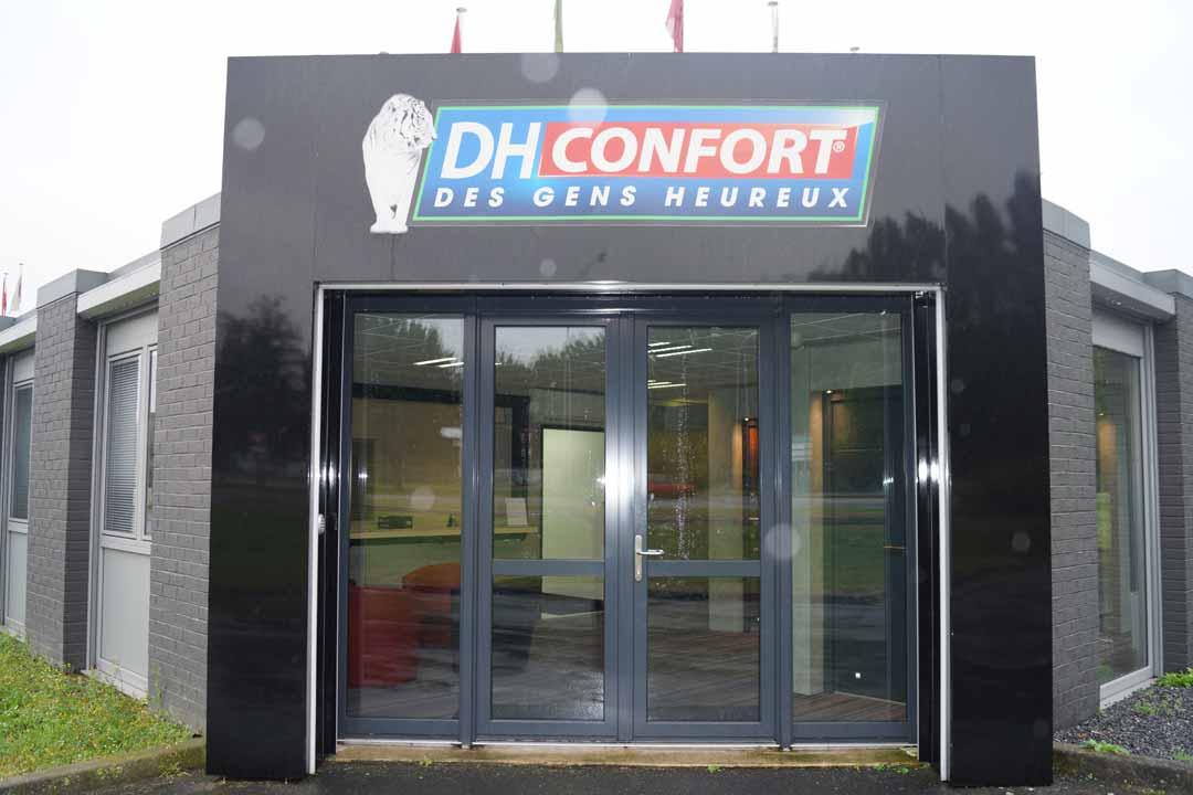 ShowRoom DH Confort© - Cambrai - Arras - Douai - Valenciennes - Péronne - Saint-Quentin