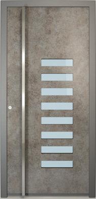 Portes PVC Aluminium DH Confort© - Cambrai - Arras - Douai - Valenciennes - Péronne - Saint-Quentin